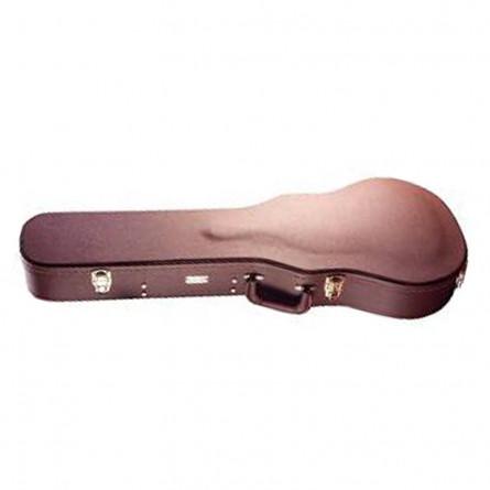 Gator GW 335 BRW Wooden Style Guitar Case Brown