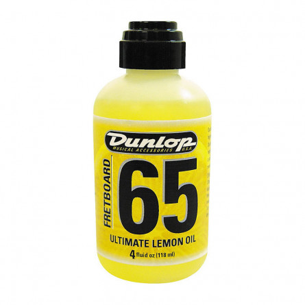 Dunlop 6554 Lemon Oil 4 Ounce