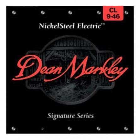 Dean Markley 2508 CL NickelSteel Electric Guitar Strings 9 -46