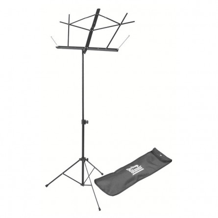 On Stage SM7222BB Sheet Music Stand With Carry Bag