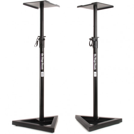 On Stage SMS6000-P Studio Monitor Stand Pair