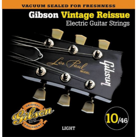 Gibson 010-046 SEG-VR10 Vintage Re Issue Electric Guitar Strings