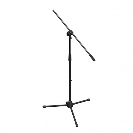 Hercules Tripod Mic Stand Quick Turn With 2 in 1 Boom MS432B