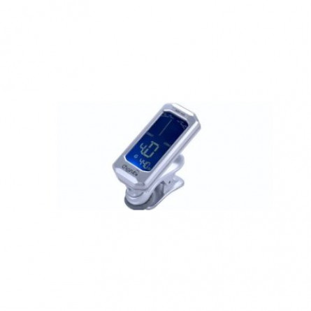 Cherub WST 525 Chromatic Tuner Clip-on Silver