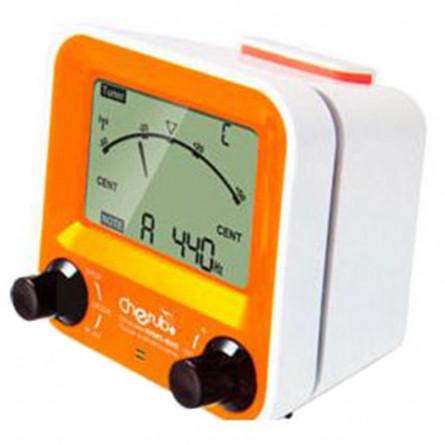 Cherub WMT 820 A Digital Metronome Tuner Orange