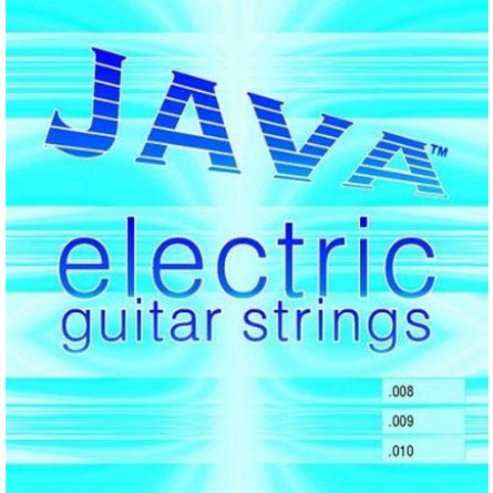 Java Electric Guitar String  Set .008s 215 -F008