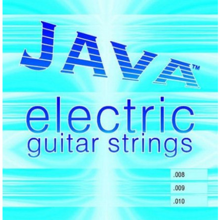Java Electric Guitar String Set .008 LGS 8 -38