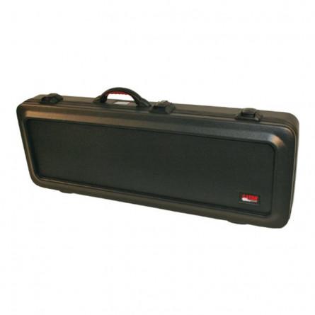Gator GPE Polyethylene Electric Guitar Case with TSA Latch
