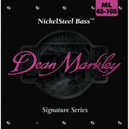 Dean Markley DMK 2604A Bass Guitar Strings 45 -105