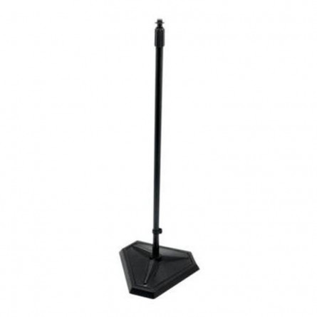 On Stage MS7600B Hex Base Microphone Stand Black