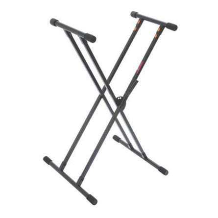On Stage KS8391XX Double X Keyboard Stand