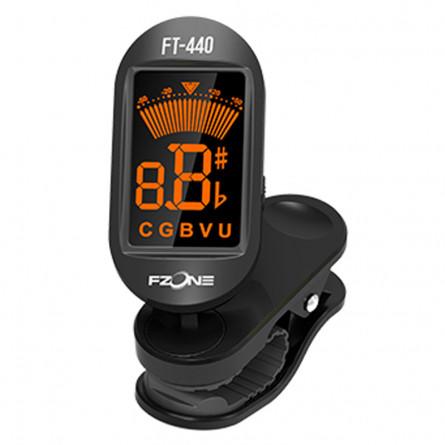 Fzone FT 440 Clip On Chromatic Tuner