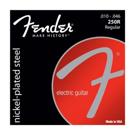 Fender 250R Electric Guitar Strings NPS Ball End 10-46