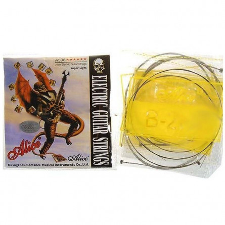 Alice A506 Electric Guitar String Set