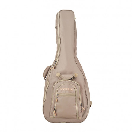 RockBag RB 20449 K Student Line Cross Walker Acoustic Guitar Gig Bag Khaki