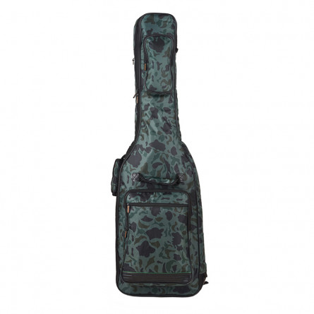 RockBag RB 20506 CFG Deluxe Line Electric Guitar Bag Camouflage Green