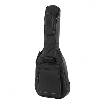 RockBag RB 20507 B Deluxe Line Hollowbody Guitar Bag Black