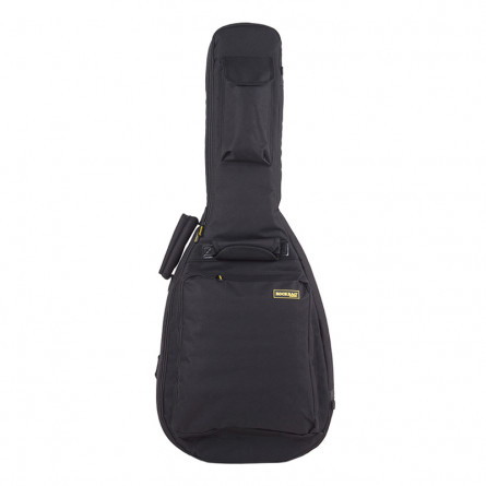 RockBag RB 20518 B Student Line Classic Guitar Bag Black
