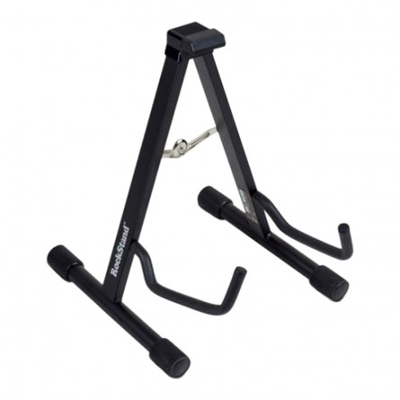 RockStand RS 20801 B/2 Standard A-Frame Guitar Stand for Classical and Acoustic Guitar Black