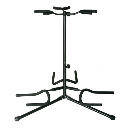 RockStand RS 20836 B/5 Standard Guitar Stand for 3 Instruments Black