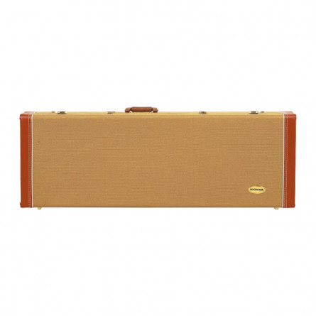 RockCase RC 10606 VT SB  Standard Electric Guitar Case Vintage Tweed