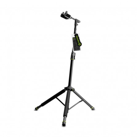 Gravity GS 01 NHB Foldable Guitar Stand with Neck Hug