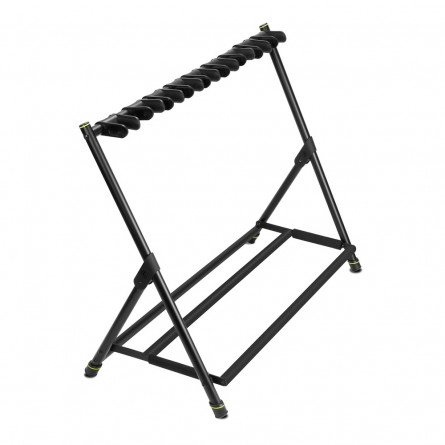 Gravity GSMG09 VARI-G 9 Multiple Guitar Stand for 9 Instruments