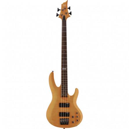ESP LTD B 154 DXHN Electric Bass 4 String Honey Natural