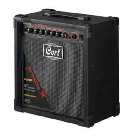 Cort MX15R 15 Watts Electric Guitar Amplifier