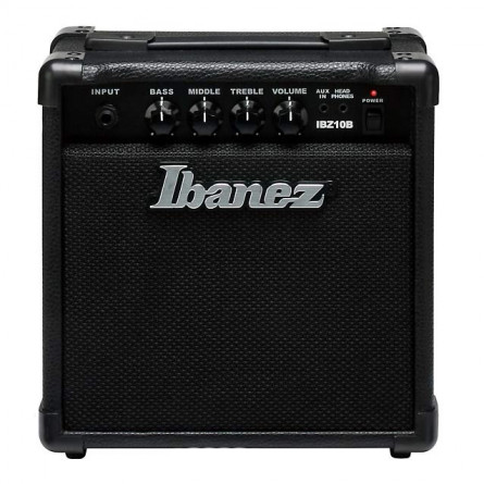 Ibanez IBZ10B 10 Watts Bass Guitar Amplifier