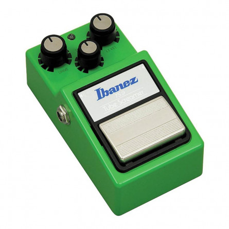 Ibanez TS 9 Tube Screamer Effects Pedal