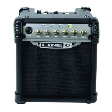 Line 6 Micro Spider 6 Watts 1 x 6.5 Guitar Amplifier Combo