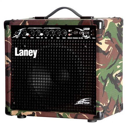 Laney LX35R CAMO 35 Watts With Camouflage Finish Guitar Amplifier