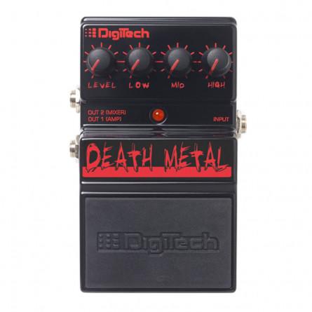 Digitech Death Metal Pedal DDMV