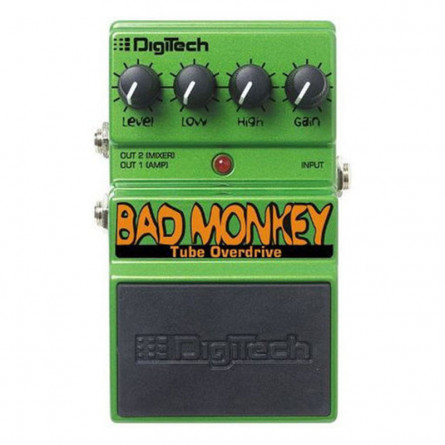 Digitech Bad Monkey Pedal DBMV