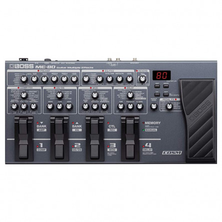 Boss ME 80 Multi-Effects Pedal