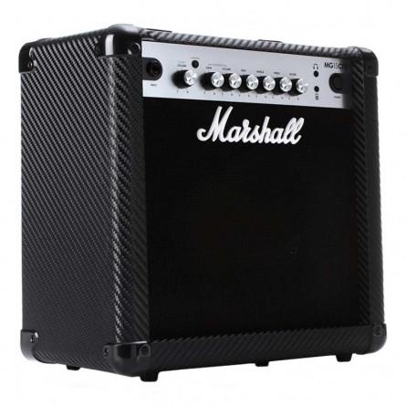Marshall MG15CFR MG Series 15 Watts Guitar Combo Amplifier with Reverb