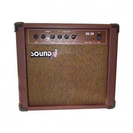 Sound X SG 20 Guitar Amplifier