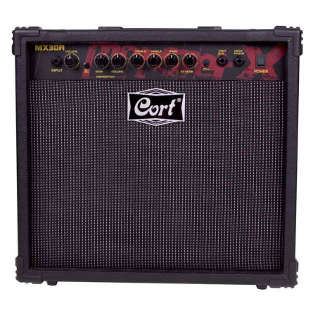 Cort MX 30R 30Watts Electric Guitar Combo Amplifier