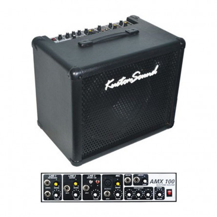 Kustom Sound AMX 100 Amplispeaker