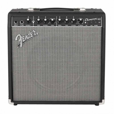 Fender Champion 40 Watts Guitar Amplifier