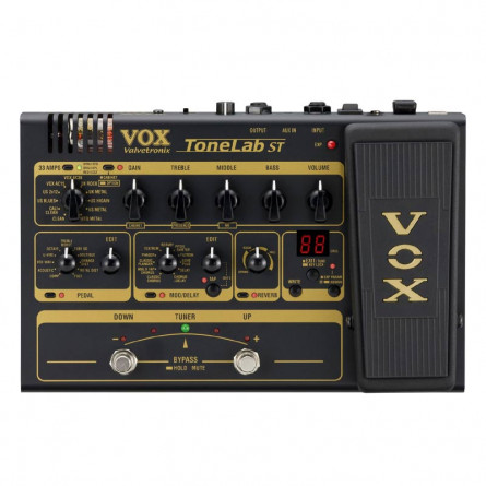Vox Effect Processor Tonelab ST