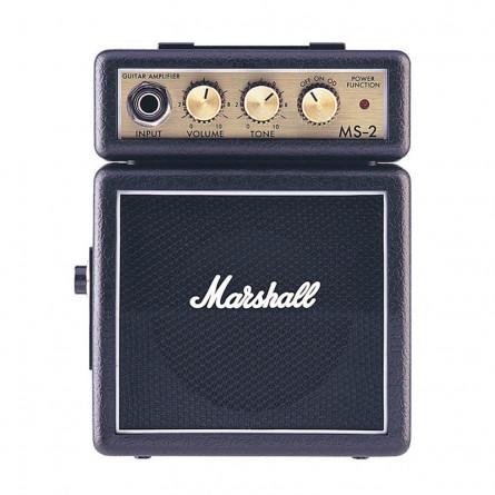Marshall MS 2 Micro Amplifier Black