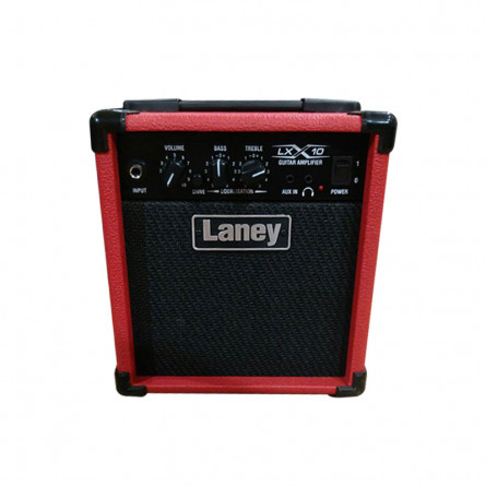 Laney LX10 Red Guitar Amplifier Combo 10W