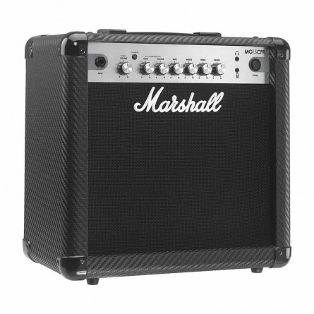 Marshall MG15CFX-E MG Series 15 Watts Guitar Combo Amplifier with Reverb