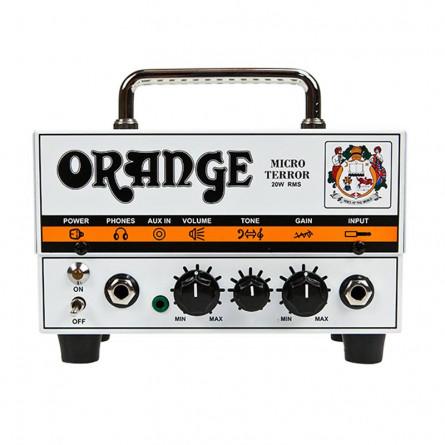 Orange MT20 Micro Terror Valve Hybrid Guitar Amplifier Head 20 Watts