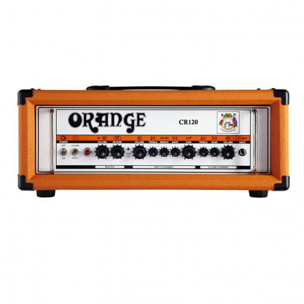 Orange CR120H Crush Pro Guitar Amplifier Head 120 Watts