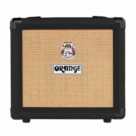 Orange Crush 12 BLK Guitar Amplifier Combo 12 Watts Black