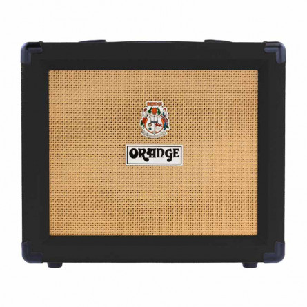 Orange Crush 20 BLK Guitar Amplifier Combo 20 Watts Black