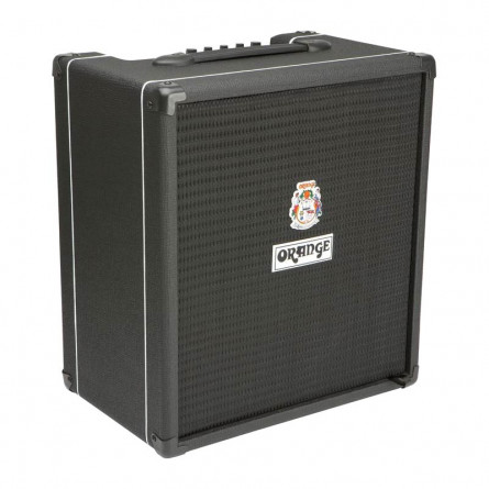 Orange Crush Bass 50 BLK Guitar Amplifier Combo 50 Watts Black